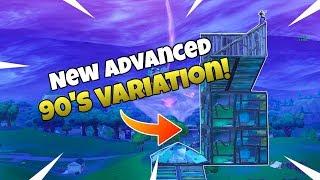 New Advanced 90's Variation! - Fortnite Tips And Tricks