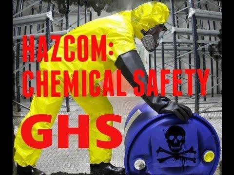 Chemical Hazards: Globally Harmonized System (GHS) Training Video -- OSHA HazCom Standard