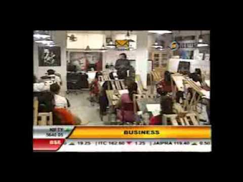 Delhi Collage Of Art in DD NEWS