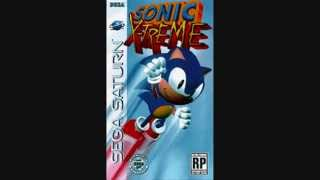 Sonic Xtreme Unreleased OST Space Queens [Music]