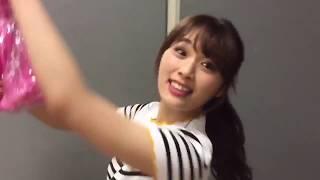 NMB48 渋谷凪咲 なぎちゃんズの皆さんから総選挙のお花頂きました!2018...