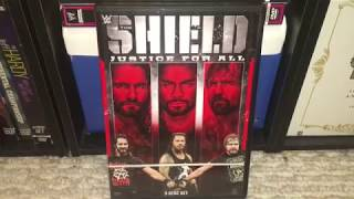 WWE Shield Justice For All DVD Review