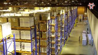 видео Ответственное хранение на складе класса А