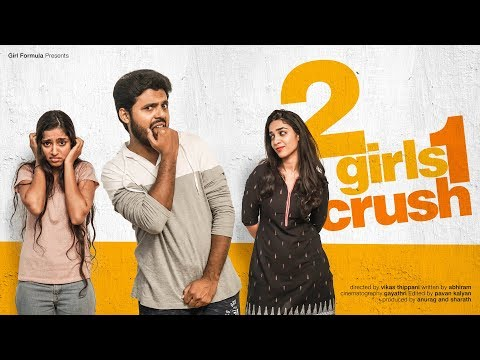 When Two Girls Have Crush On The Same Guy | Girl Formula | Chai Bisket