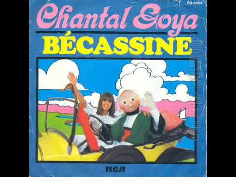 Chantal Goya - Bécassine - 1980