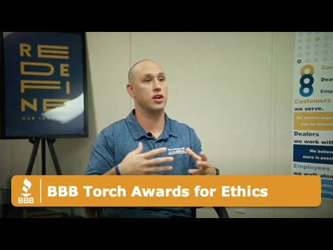 2017 Category 3 Torch Award Winner: Ayers Basement Systems