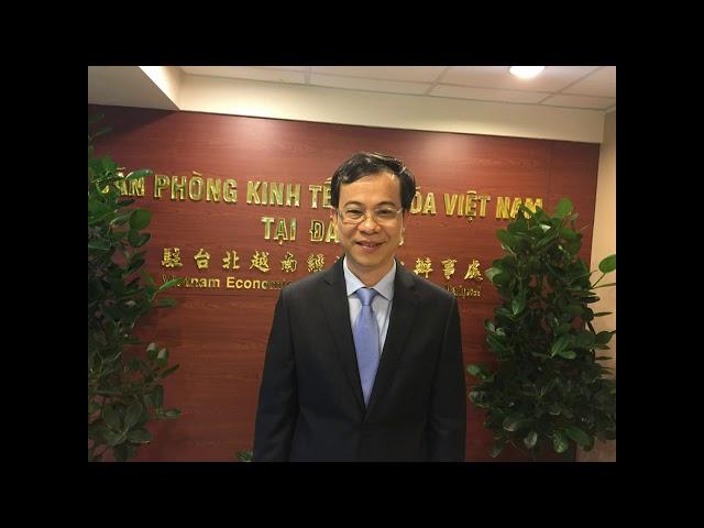 Ông Trần Duy Hải giới thiệu về sự kiện APEC VIETNAM 2017