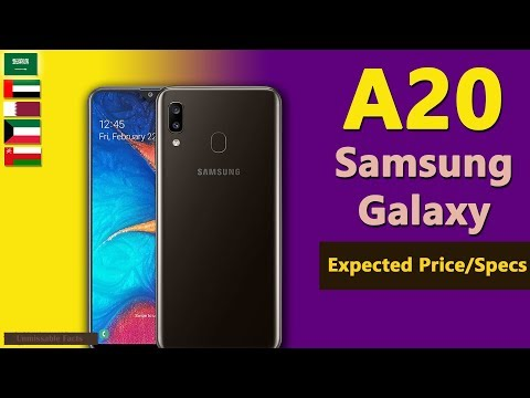 samsung-galaxy-a20-price-in-saudi-arabia,-uae,-qatar,-kuwait,-oman---a20-expected-price,-specs