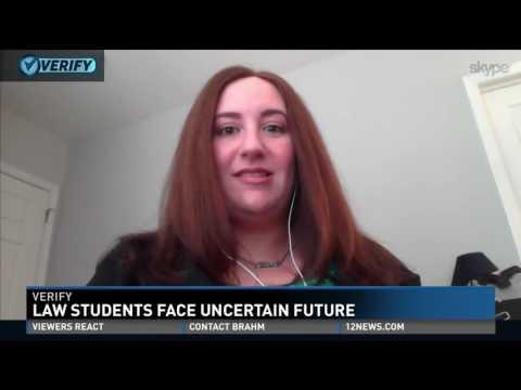 Phoenix law school grads weigh in on new crisis