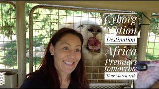 Baixar PREVIEW| Cris Cyborg Digital Series Cyborg Nation Destination: Africa Trailer