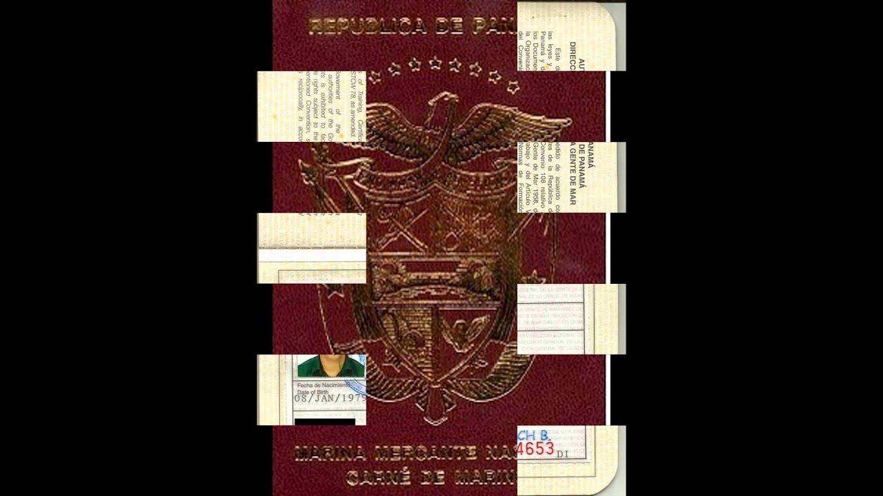 panama seaman book licence (cdc) in mumbai - YouTube