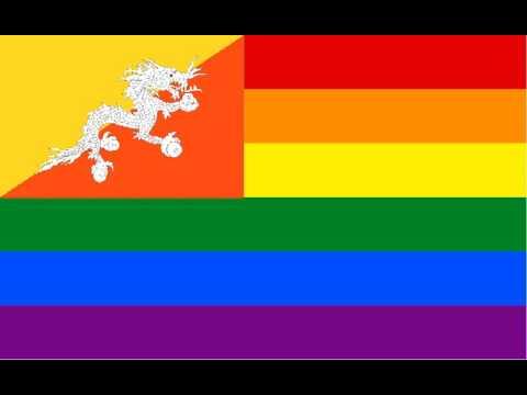 LGBT Ensign of Bhutan
