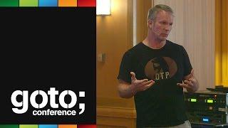 GOTO 2016 • A Peek Inside Erlang's OTP • Steve Vinoski