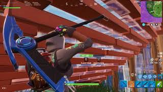 "Fortnite ""wow, im really good"""