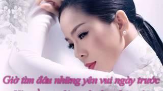 Karaoke Chuyện tình đã xưa - Lệ Quyên