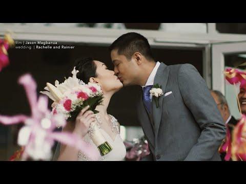 Rachelle and Rainier: A Wedding in New World Hotel