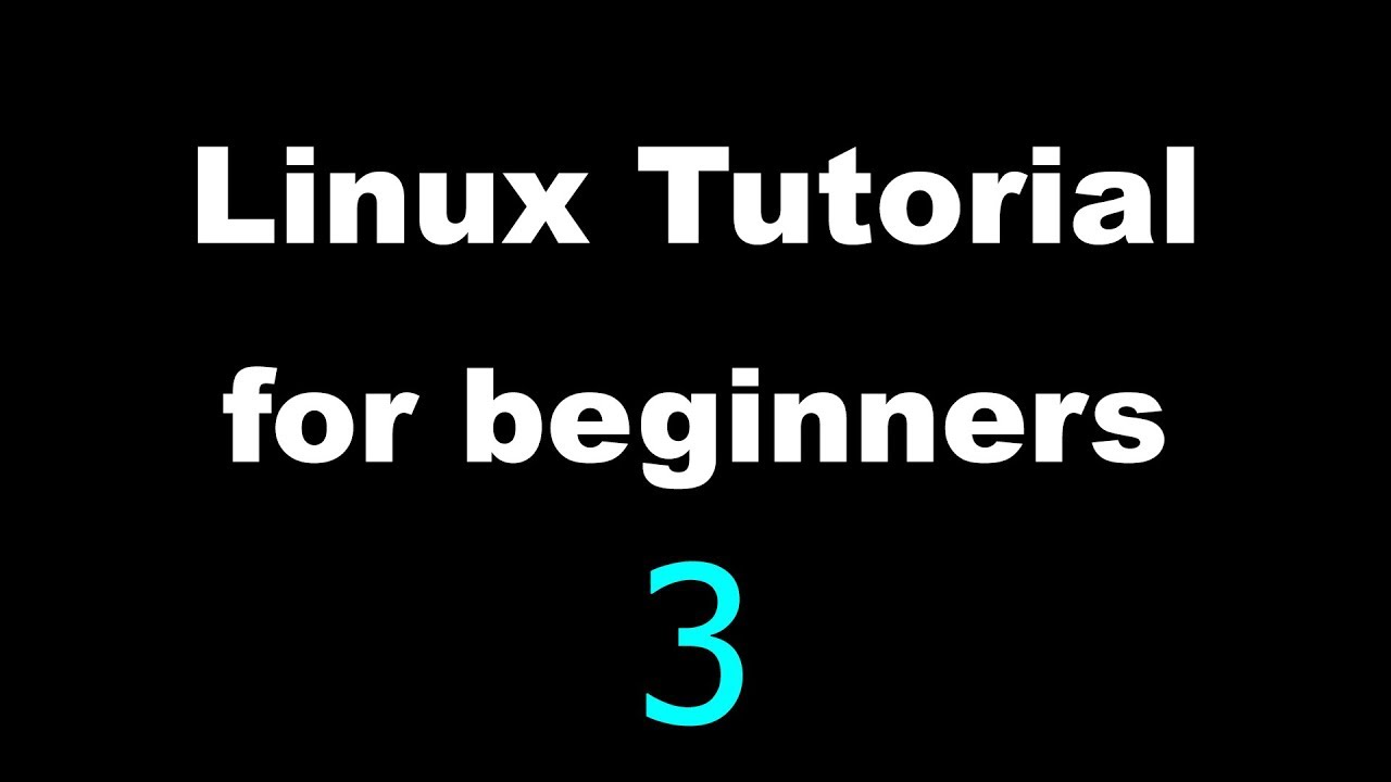 linux tutorial for beginners pdf