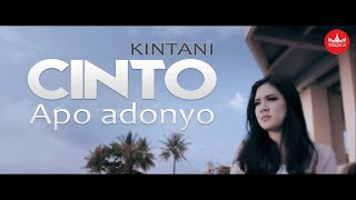 Kintani - Cinto Apo Adonyo (Official Music Video) Album Minang Exclusive