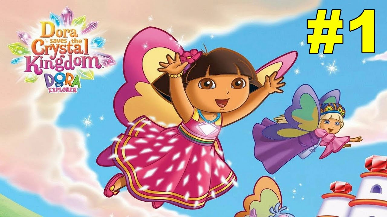 Dora saves the crystal kingdom game free download full version