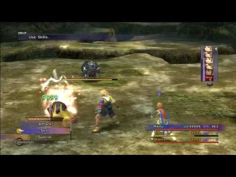 Final Fantasy X Remaster - Boss: Dark Magus Sisters
