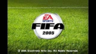 FIFA 2005 (GBA) - Longplay