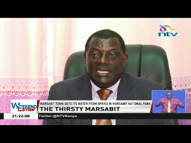 National government embarks on project to expand main water source in Marsabit