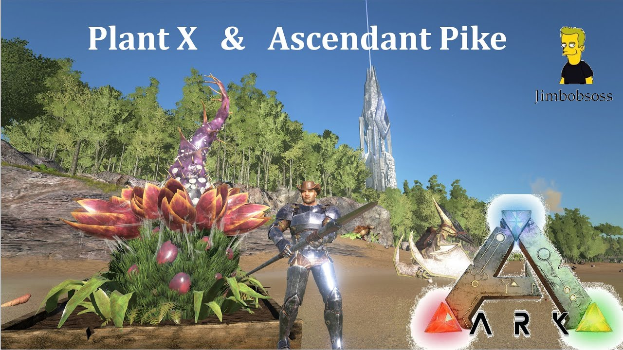Ark survival evolved plant species x turret ascendant for Plant x ark aberration