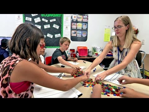 """Small Group Work With """"I Choose"""""""