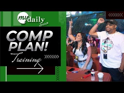 My Daily Choice Compensation Plan Training | Hempworx Training | Candace Byrd Davis