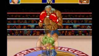 Let's Play Super Punch Out 06 - Heike Kagero - Super Machoman
