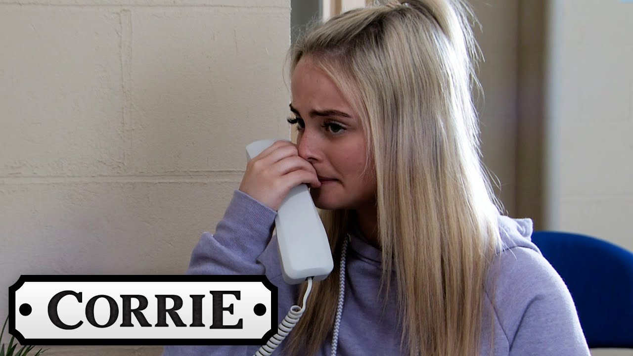 Kelly Demands Answers About Her Dad From Gary | Coronation Street