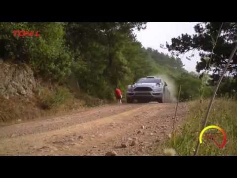WRC Rally Italia Sardegna 2015 - Highlights