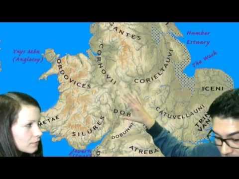 Pre roman Britain