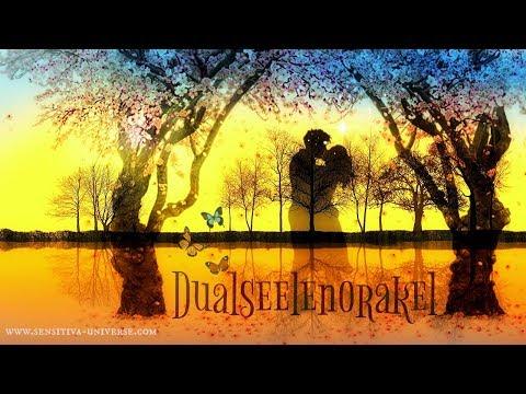 Das SENSITIVA UNIVERSE® Dualseelenorakel | Das Herz öffnet sich - die Angst schwindet ♥