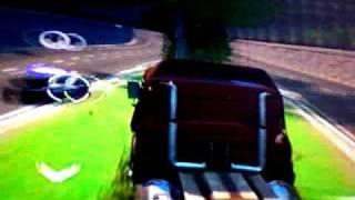 cool crash in VIN DIESEL WHEELMAN amazing game