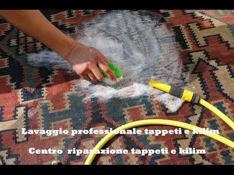 Differenza tappeto annodato meccanico www tappeti tappe - Lavaggio tappeti in casa ...