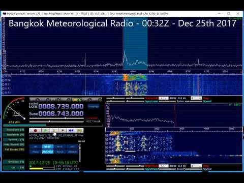 Bangkok Meteorological Radio