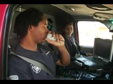 Personnel Scenarios Supervising Fire Incident wmv