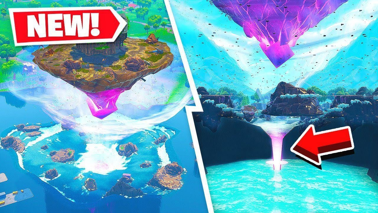 *NEW* SEASON 6 Loot Lake EXPERIMENTS & GLITCHES in Fortnite Battle Royale!