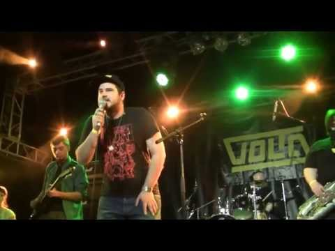 AFRO D & THE DUBSTERS 16 05 2014 (russian reggae)
