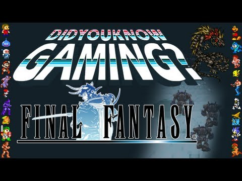Final Fantasy - Did You Know Gaming? Feat. JonTron