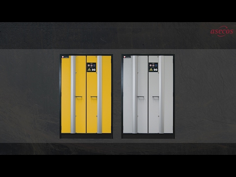 Q-PHOENIX-90 Safety Storage Cabinets | Asecos