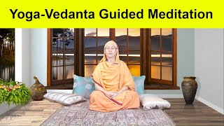Yoga-Vedanta Guided Meditation…