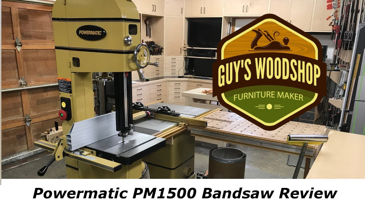 Powermatic Pm1500 Band Saw Review Youtube