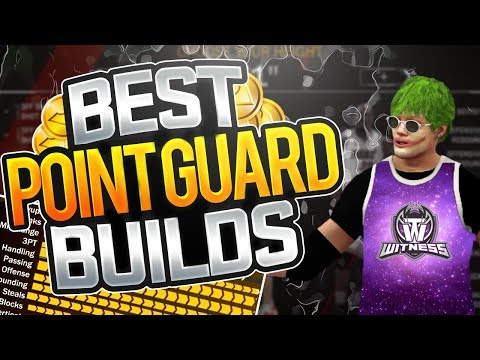 NBA 2K18 Tips: MOST OVERPOWERED POINT GUARD BUILDS - HOW TO CREATE A 99 OVERALL SHOOTING PG!