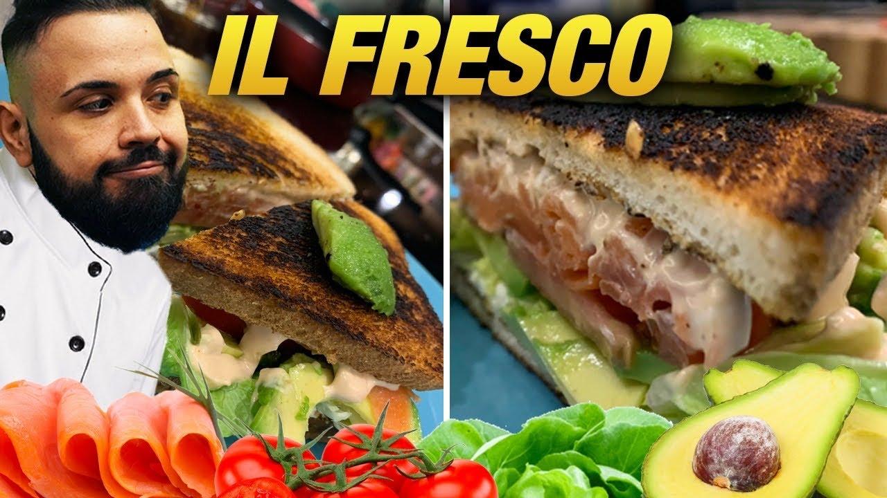 SANDWICH Edition - IL FRESCO! Super Croccante e GODURIOSO