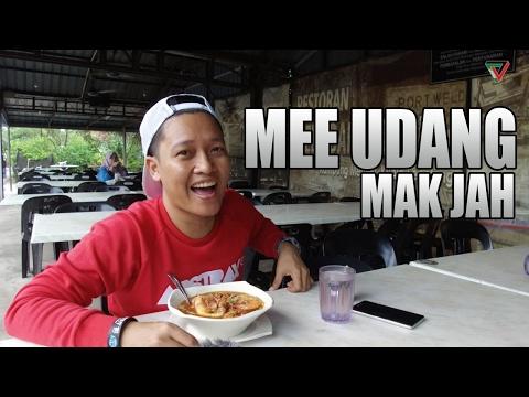 Mee Udang Mak Jah yang popular
