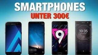 Die BESTEN Smartphones unter 300 euro