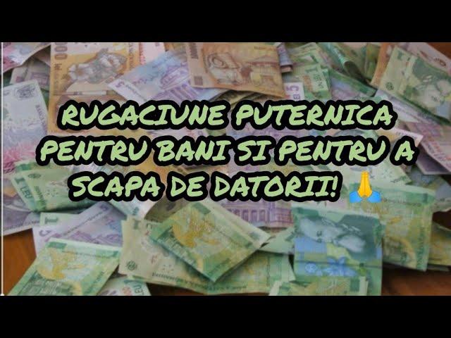 Cea mai puternica rugaciune ca sa atragi banii! Citeste-o in fiecare zi si vei vedea efectele