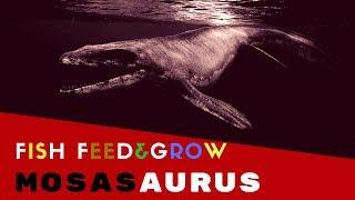 🐟||FISH FEED AND GROW||🐟 МОЗАЗАВР, ГЛУБОКОВОДНЫЙ СЕКС, ГИГАНТСКОЕ ОБНОВЛЕНИЕ ИГРЫ